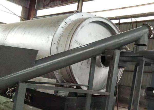 含油废催化剂连续式裂解竞博jboapp
