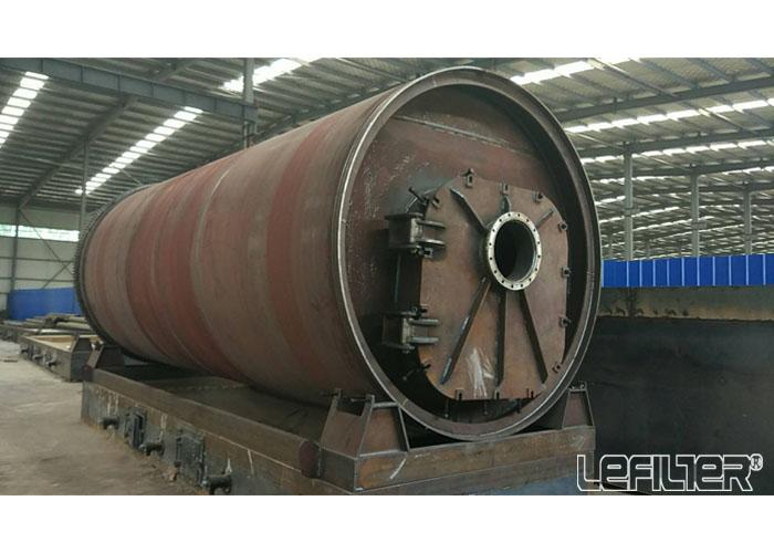 日产10吨f废旧轮胎炼油设备