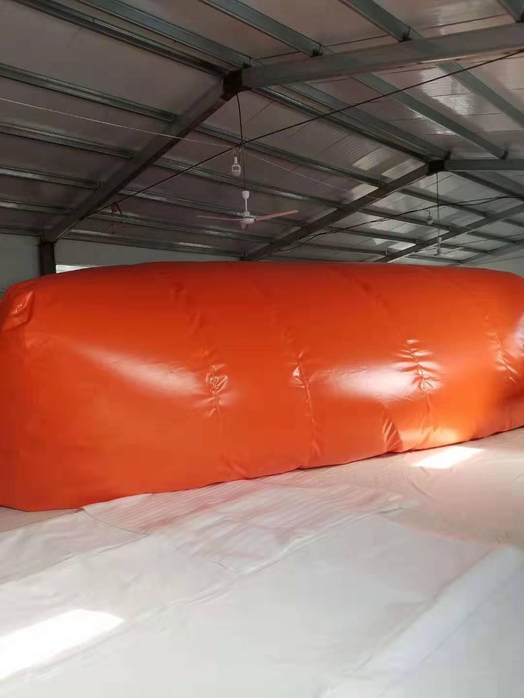 炼油设备尾气储存回收气袋