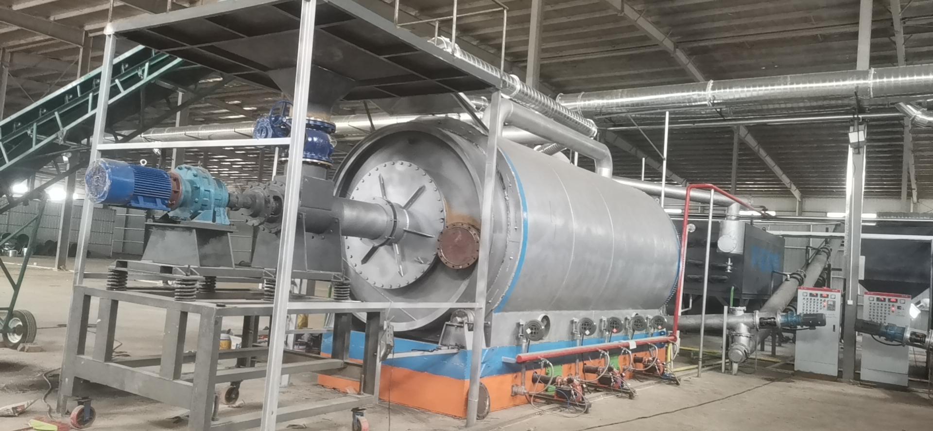 <b>日处理10吨轮胎炼油竞博jboapp</b>